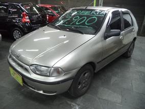 Fiat Palio 1.0 Ex 5p Gasolina Cinza 1998