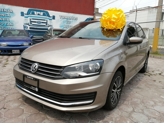 Volkswagen Vento 1.6 All-star Mt 2017