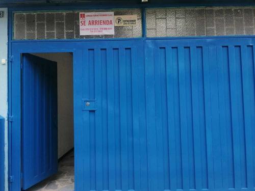 Arriendo Local Barrio San Luis - Teusaquillo