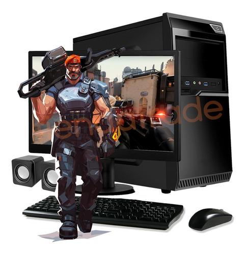 Imagen 1 de 9 de Pc Escritorio Gamer Computadora Completa Cpu Amd Ryzen