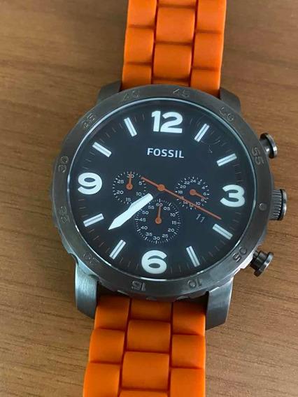 Relógio Fóssil Modelo Jr 1428 Original