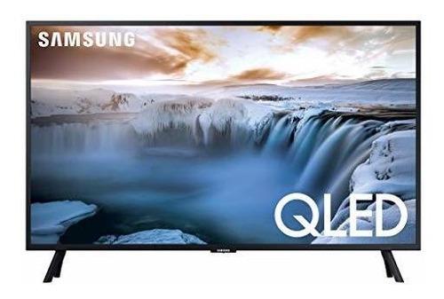 Imagen 1 de 7 de Samsung Qn32q50rafxza Flat 32  Qled 4k 32q50 Series Smart Tv