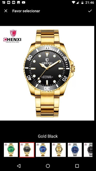 Chenxi Marca Militar Relógio Do Esporte Casual
