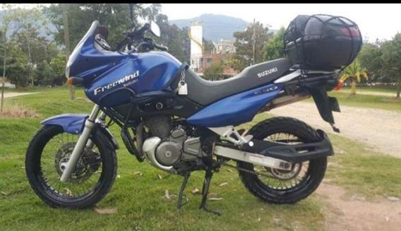 Moto Freewind Suzuki 650, Barata ,al Dia, Motivo Pago Deuda