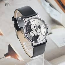Relógio Feminino De Pulso Desenho Mickey House