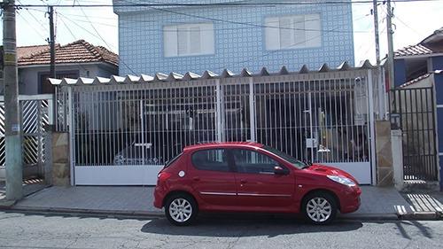 Sobrado Em Jaçana - São Paulo, Sp - 136009