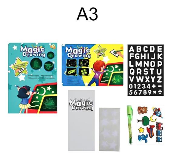 Brinquedo Mágico Da Placa De Desenho Para Crianças 29.7×42cm
