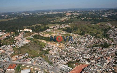 Imagem 1 de 2 de Terreno À Venda, 143 M² Por R$ 110.000 - Jardim Briquet - Itapevi/sp - Te0953