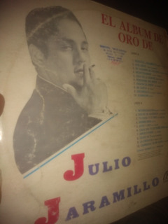 Camil Lp Julio Jaramillo El Album De Oro