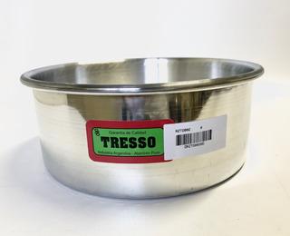 Molde Desmontable Torta / Bizcochuelo Aluminio N°24 Tresso