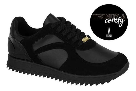 Tênis Vizzano 1322.201 Trendy E Comfy Feminino Do 33 Ao 40