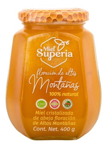 Visandro Miel Gourmet Gran Nutricion  Cultivo Altas Montañas