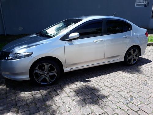 Honda City 2012 1.5 Dx Flex Aut. 4p
