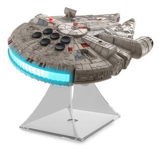 Star Wars Halcon Milenario Bocina Bluetooth Recargable Nueva