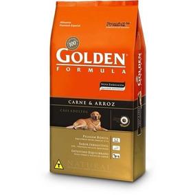 Golden Fórmula Adulto Carne 15kg