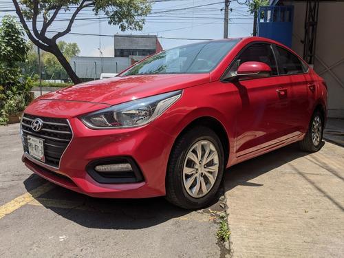Imagen 1 de 11 de Hyundai Accent Gl Manual Sedan