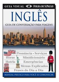 Guia Visual Inglês: Guias De Conversação Para Viagens