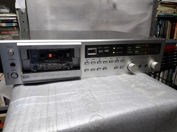 Tape Deck Cce - Cd-930 Auto-reverse - Tudo Funcionando