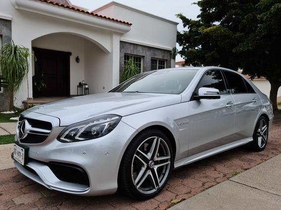 Mercedes-benz Clase E E 63