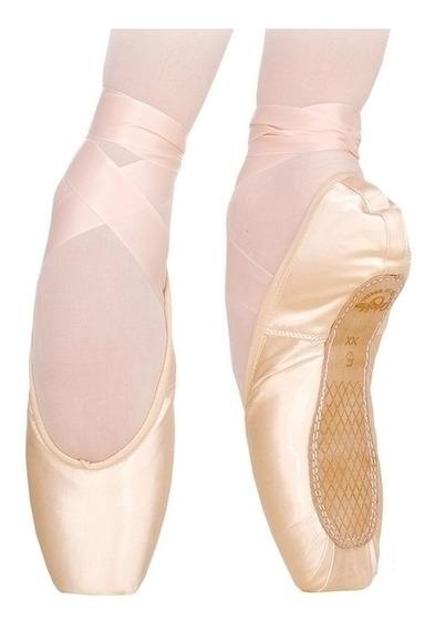 Andanzza Zapatillas De Ballet De Punta Grishko 2007 Pro H