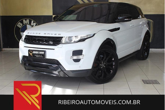 Land Rover Range Evoque 2.0 Si4 4wd Dynamic Gasolina