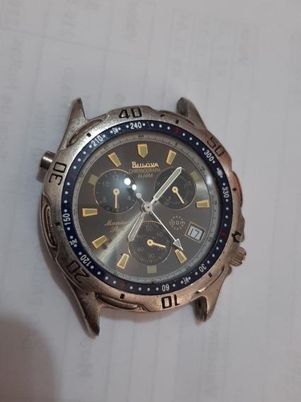 Bulova Marine Star Chronograph Coleção Promoção R$ 70
