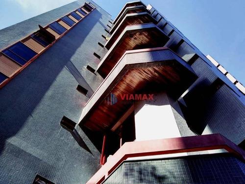 Apartamento Com 1 Dormitório À Venda, 51 M² Por R$ 280.000,00 - Jardim São Dimas - São José Dos Campos/sp - Ap2834