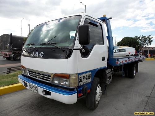 Grúas Cama Baja Jac Hfc1061k