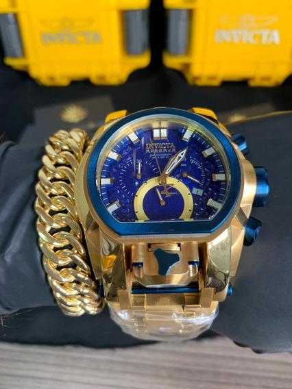 Relógio Invicta Magnum Original