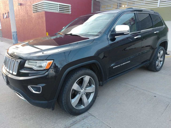 Jeep Grand Cherokee 2014 5.7 Limited Premium V8 4x4 Mt
