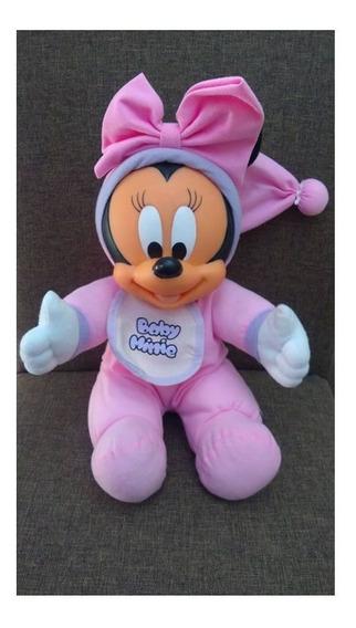 Usado: Pelúcia Minnie Baby