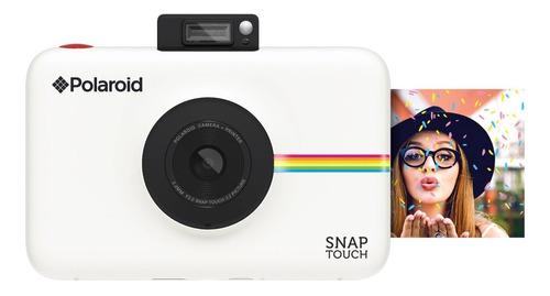 Polaroid Snap Touch White Cámara Instantánea 13mp