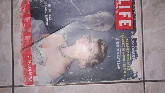 Revista Life En Espanol 27 De Julio De 1959