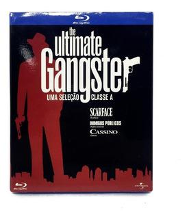 Filme Blu-ray Coleção The Ultimate Gangster Classe A Usado