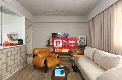 Apartamento Com 2 Dormitórios À Venda, 80 M² - Vila Olímpia - São Paulo/sp - Ap26539