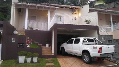 Casa Com 3 Dormitórios À Venda, 128 M² Por R$ 350.000,00 - Escola Agrícola - Blumenau/sc - Ca0569