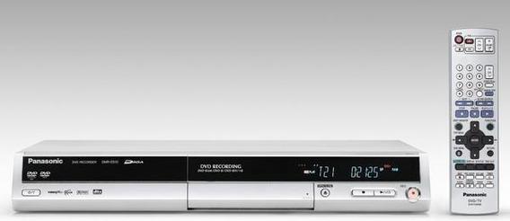 Reproductor Dvd - Grabador Panasonic Dmr-es10s Diga Silver