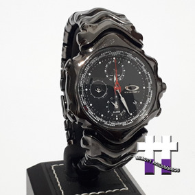 Gmt Stealth Black Bracelete Black Dial