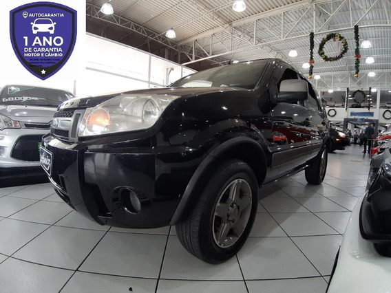 Ford Ecosport 1.6 2008 Flex 4p Manual