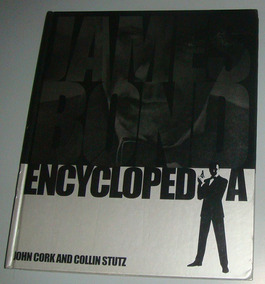 Livro James Bond Encyclopedia ( Inglês )