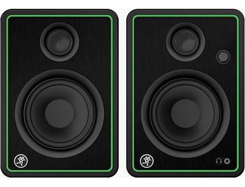 Imagen 1 de 3 de Par Monitores Activos Profesionales Mackie Cr4x Bt Bluetooth