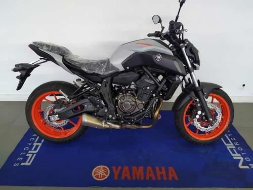 Yamaha Mt07 Abs Cinza 2021