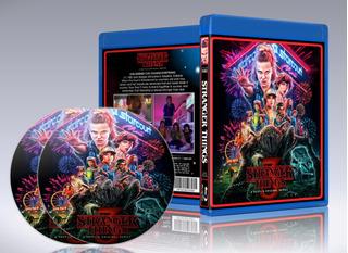 Stranger Things Temporada 3 Blu-ray 2 Discos -maxima Calidad