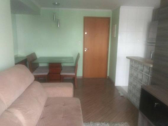 Apartamento Em Condomínio Padrão Para Venda No Bairro Vila Alpina,totalmente Mobiliado. - 8677giga