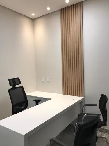 Imagem 1 de 5 de Sala Para Alugar, 16 M² Por R$ 2.700,00/mês - Vila Medon - Americana/sp - Sa0199