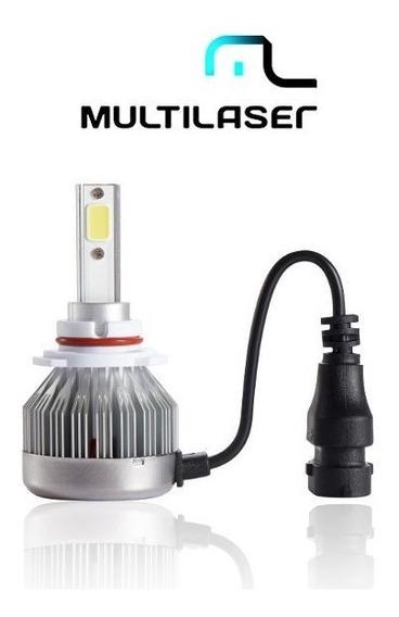 Lâmpada Super Led Automotiva H4 30w 12v 6200k Multilaser