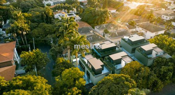 Casa Em Cond. Com Arquitetura: Marina Linhares Paisagismo: Rodrigo Oliveira! - Di33044