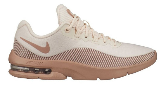 Tenis Nike Wmns Air Max Advantage 2 Beige Mujer 825780