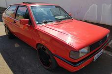 Volkswagen Gol Quadrado Turbinado E Equipado Completo 94/95