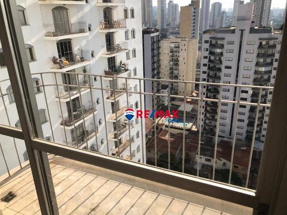 Apartamento Amplo Na Vila Romana - Ap33379